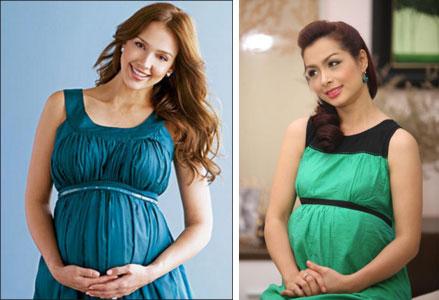 Tránh động thai cho các bà bầu.
