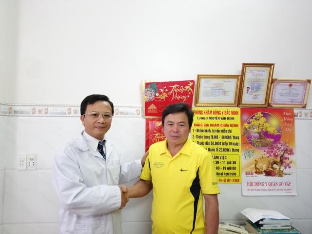 Phòng khám đông y Bảo Minh: Phòng khám của người Việt, thầy thuốc là người Việt